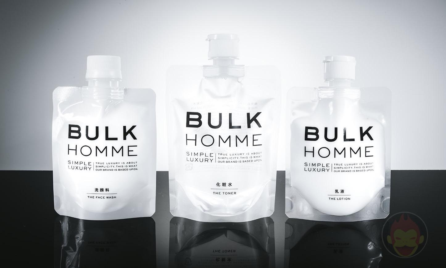 BULK HOMME フルセット