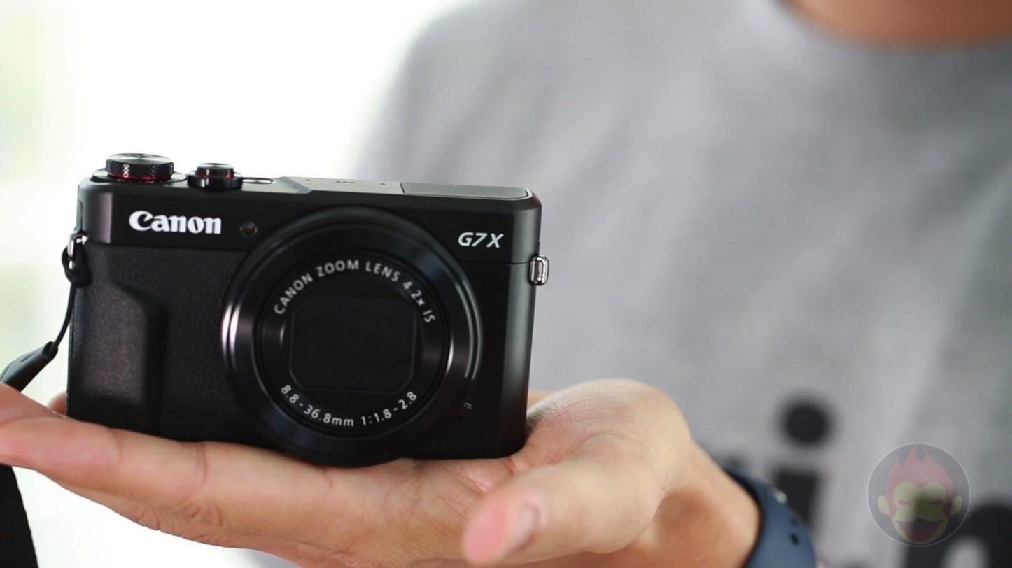 Canon PowerShot G7 Mark2 FullHD 07