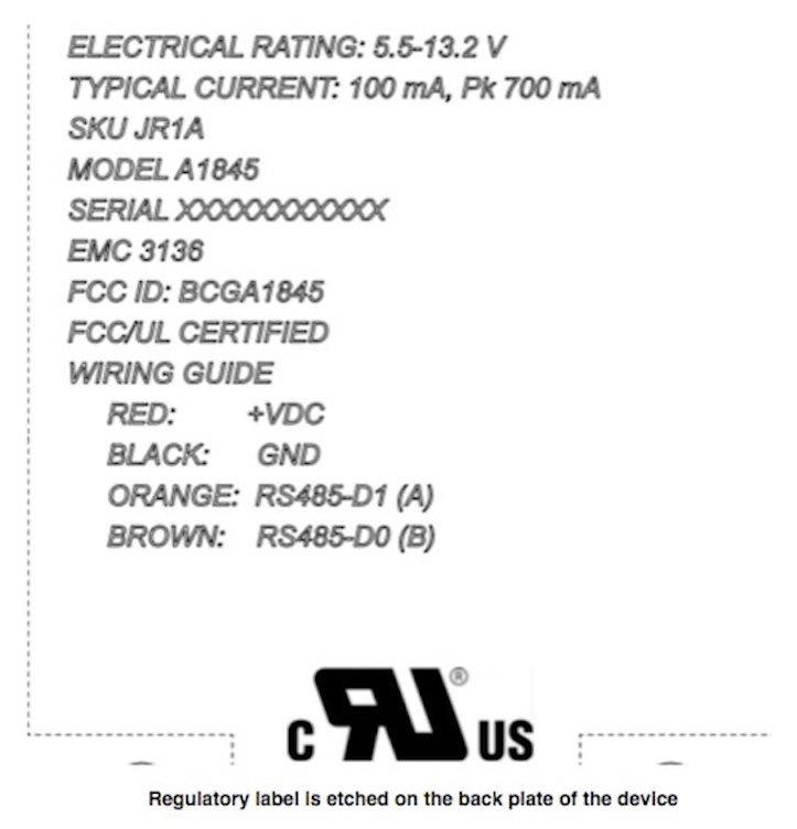 FCC strange wireless device
