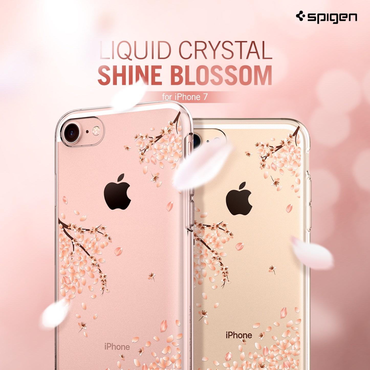 Spigen Liquid Crystal Shin Blossom