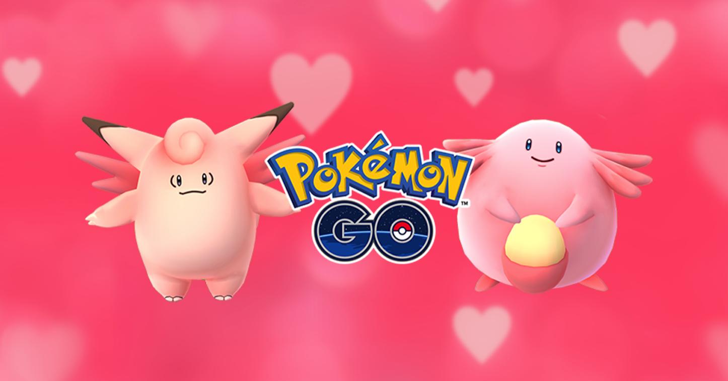 Pokemongo valentines2017