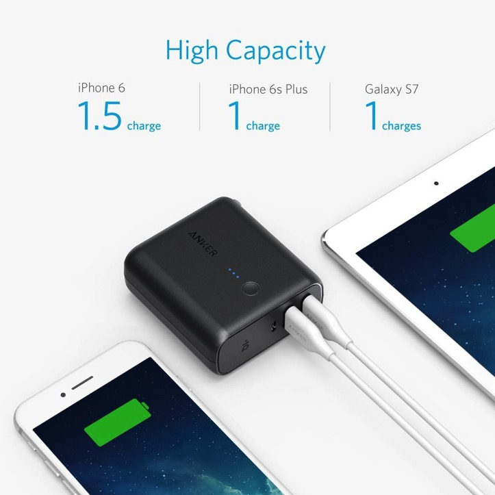 Anker PowerCore Fusion 5000 3