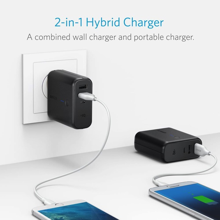 Anker PowerCore Fusion 5000 5