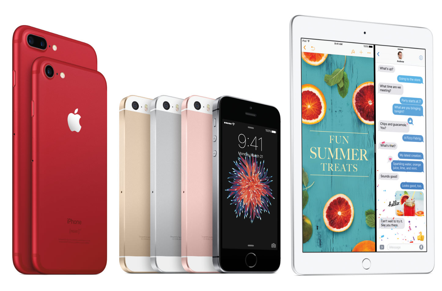 Apple-New-Products-for-Spring2017