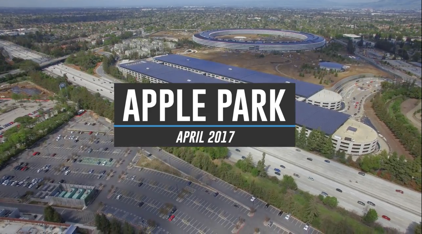 Apple Park April 2017