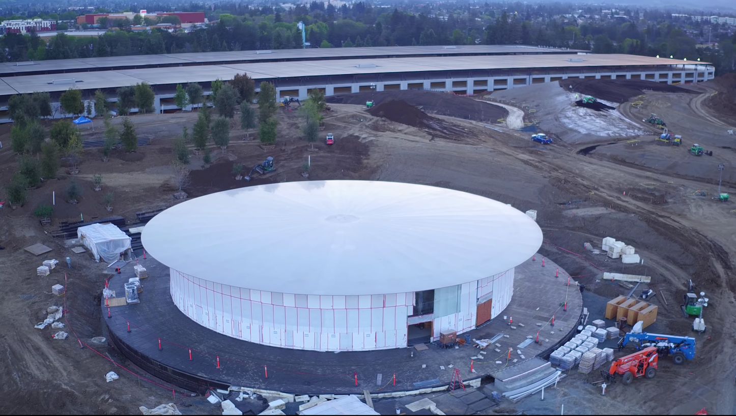 Apple Park Spring Event Highly Unlikely