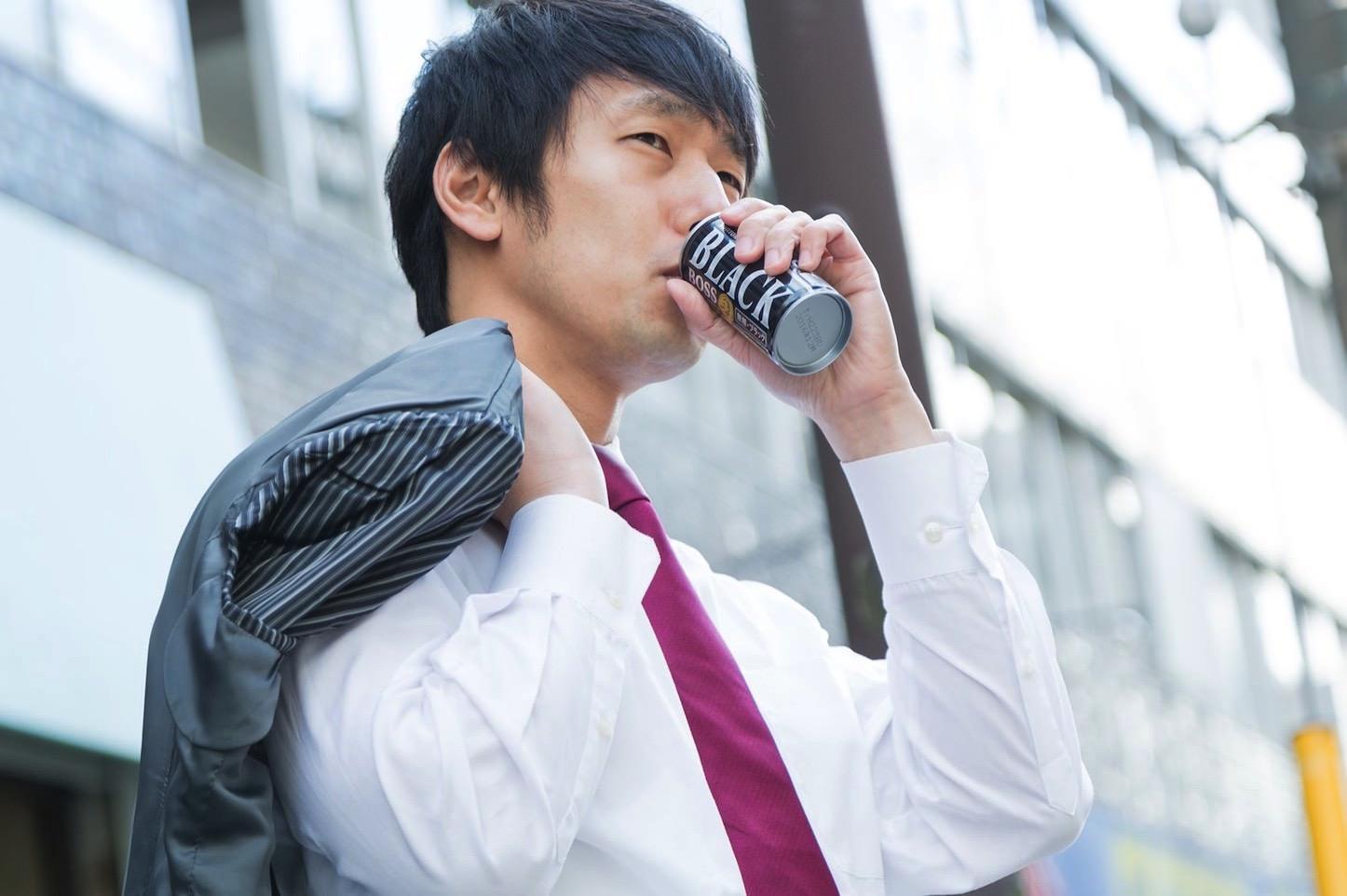 Businessman Okawa Pakutaso