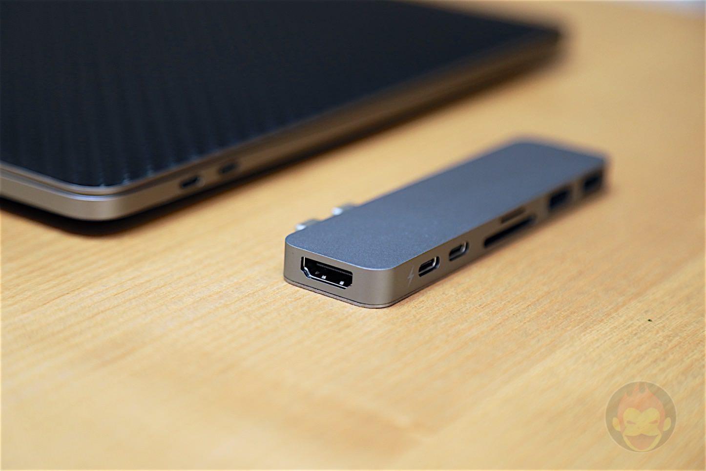 HyperDrive Thunderbolt3 USBC Hub