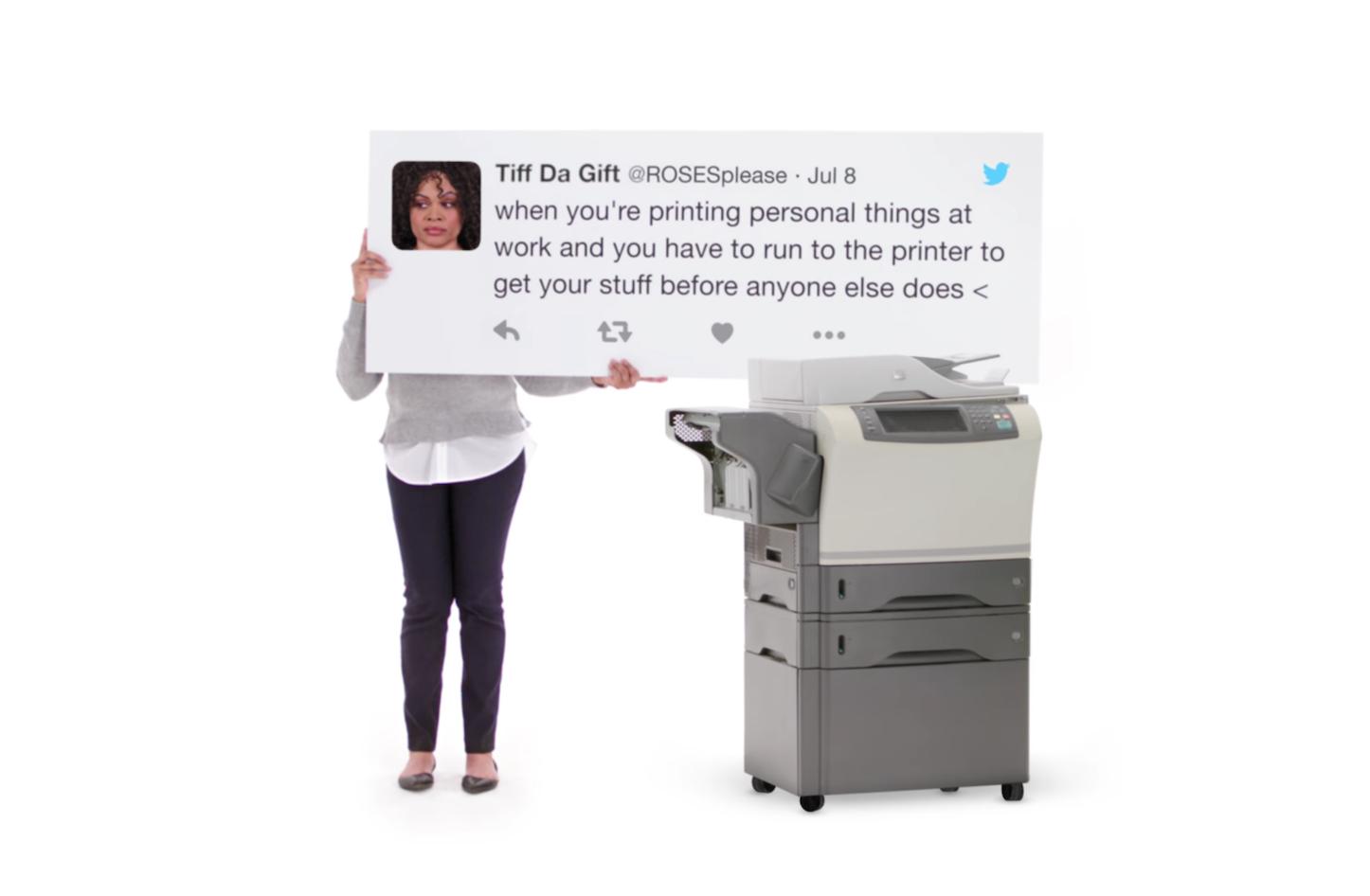 No More Printing