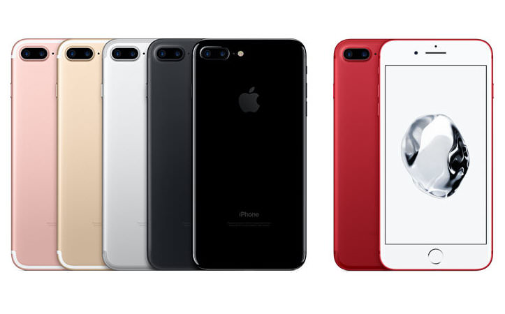 The New iPhone Lineup