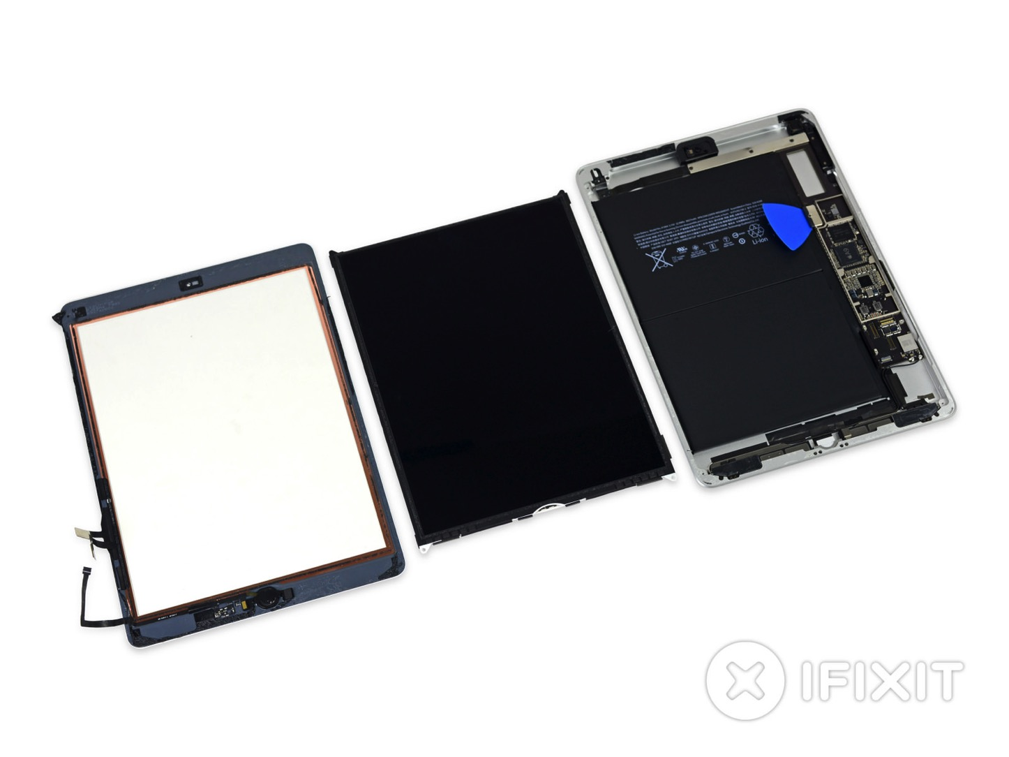 IFixit iPad Gen5 Breakdown 1