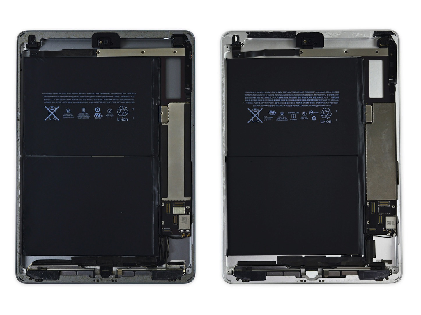 IFixit iPad Gen5 Breakdown 2