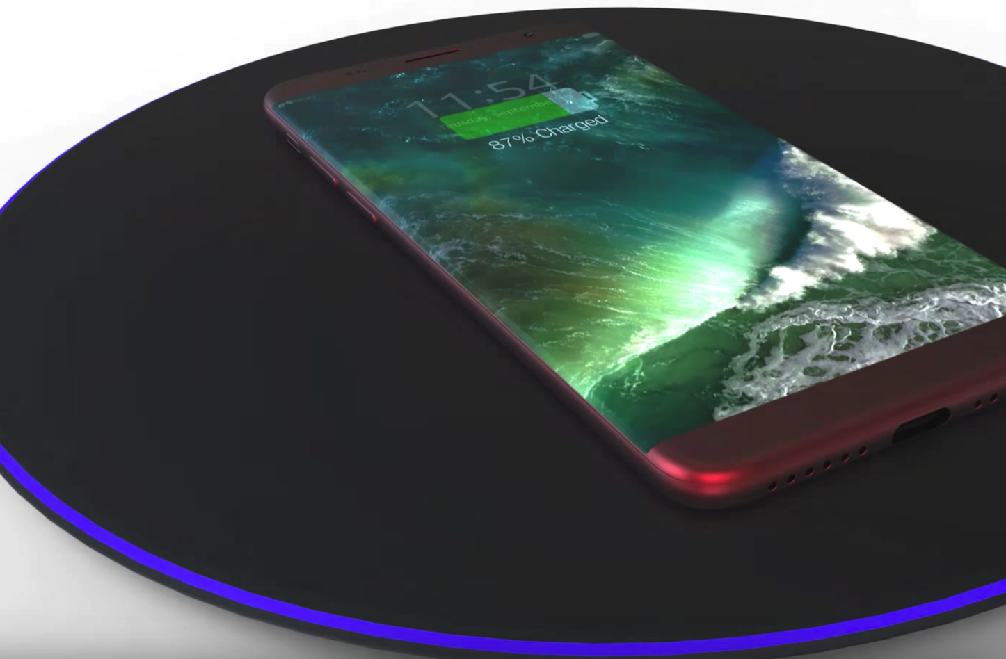 IPhone 8 Edge Concept Video