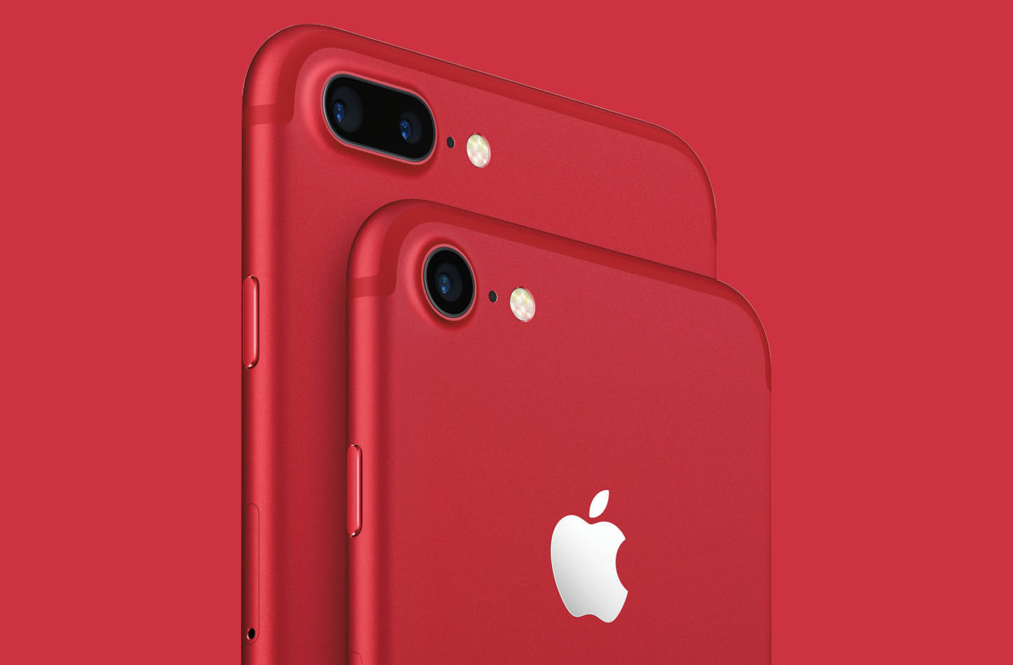 Iphone product red top