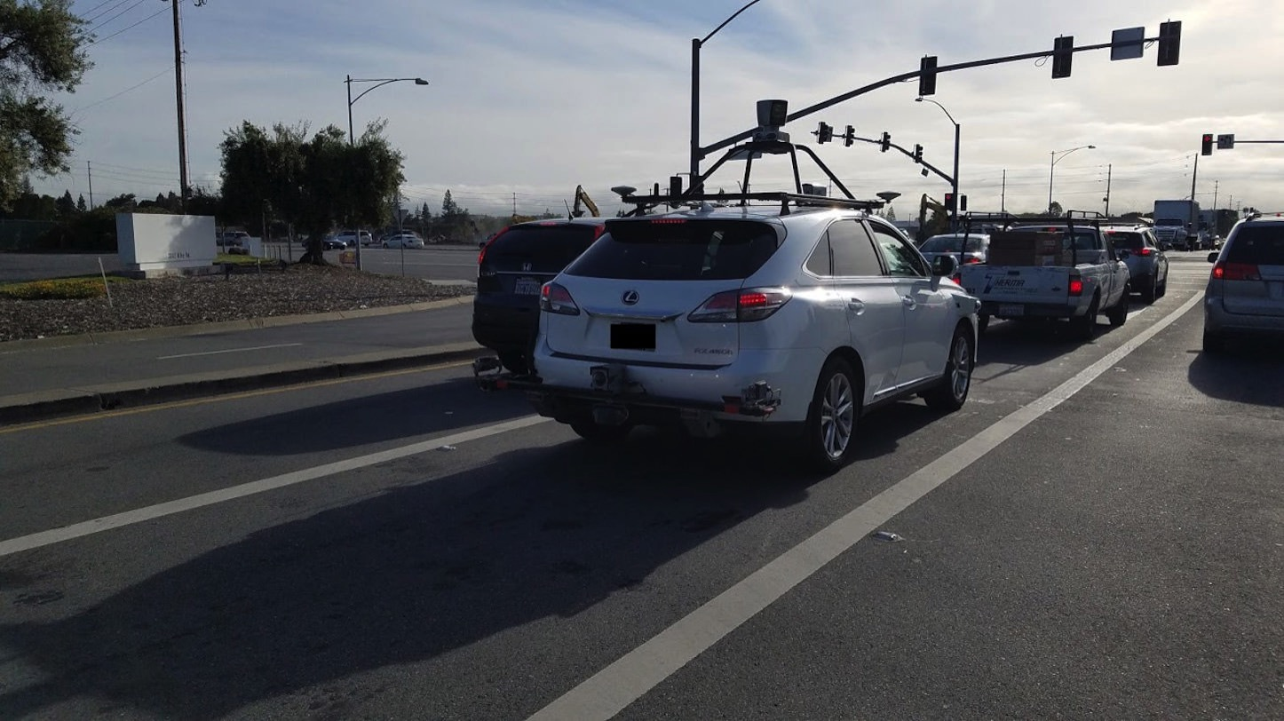 New Apple Car in Testing−2