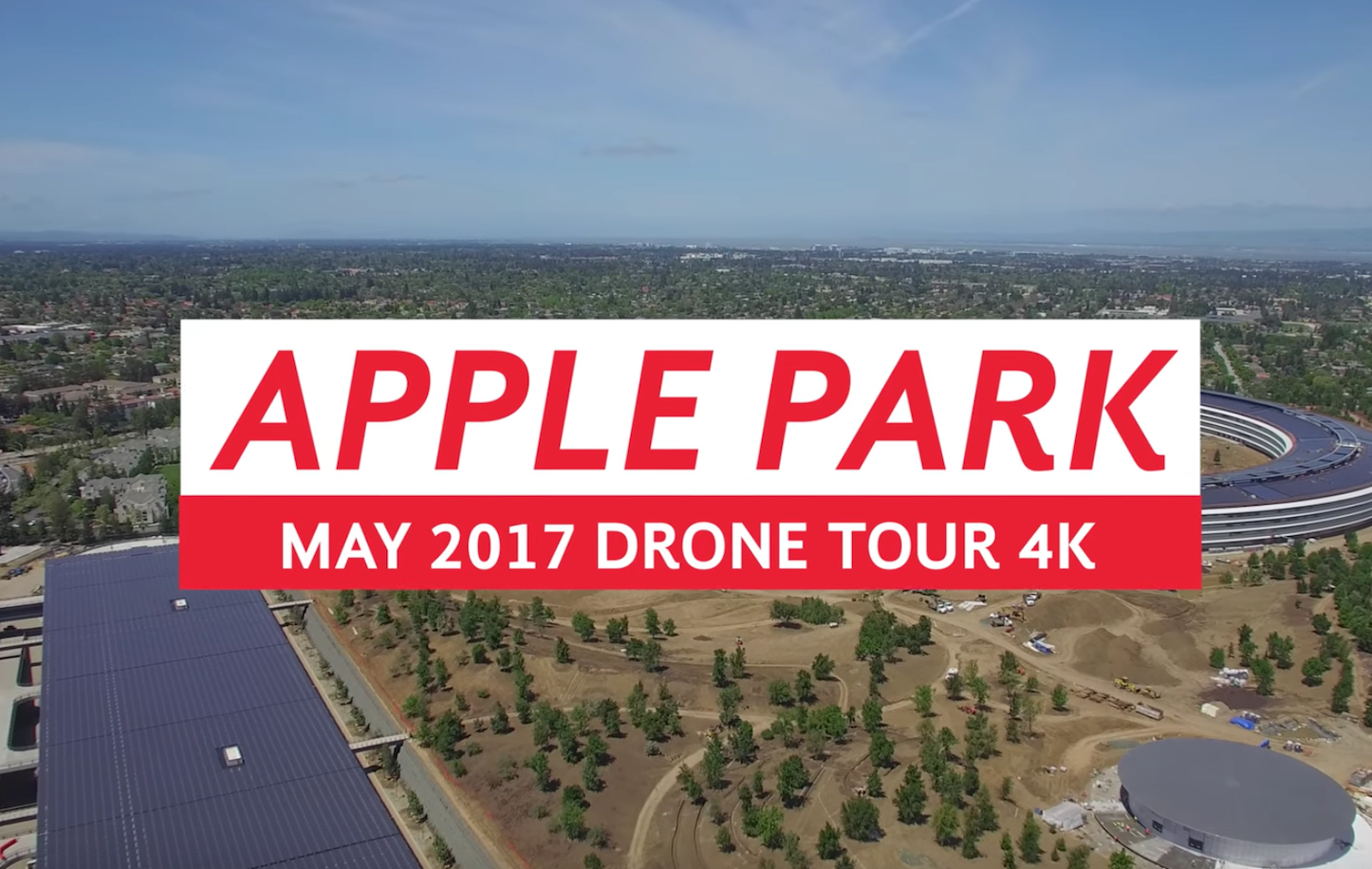 Apple Park May 2017