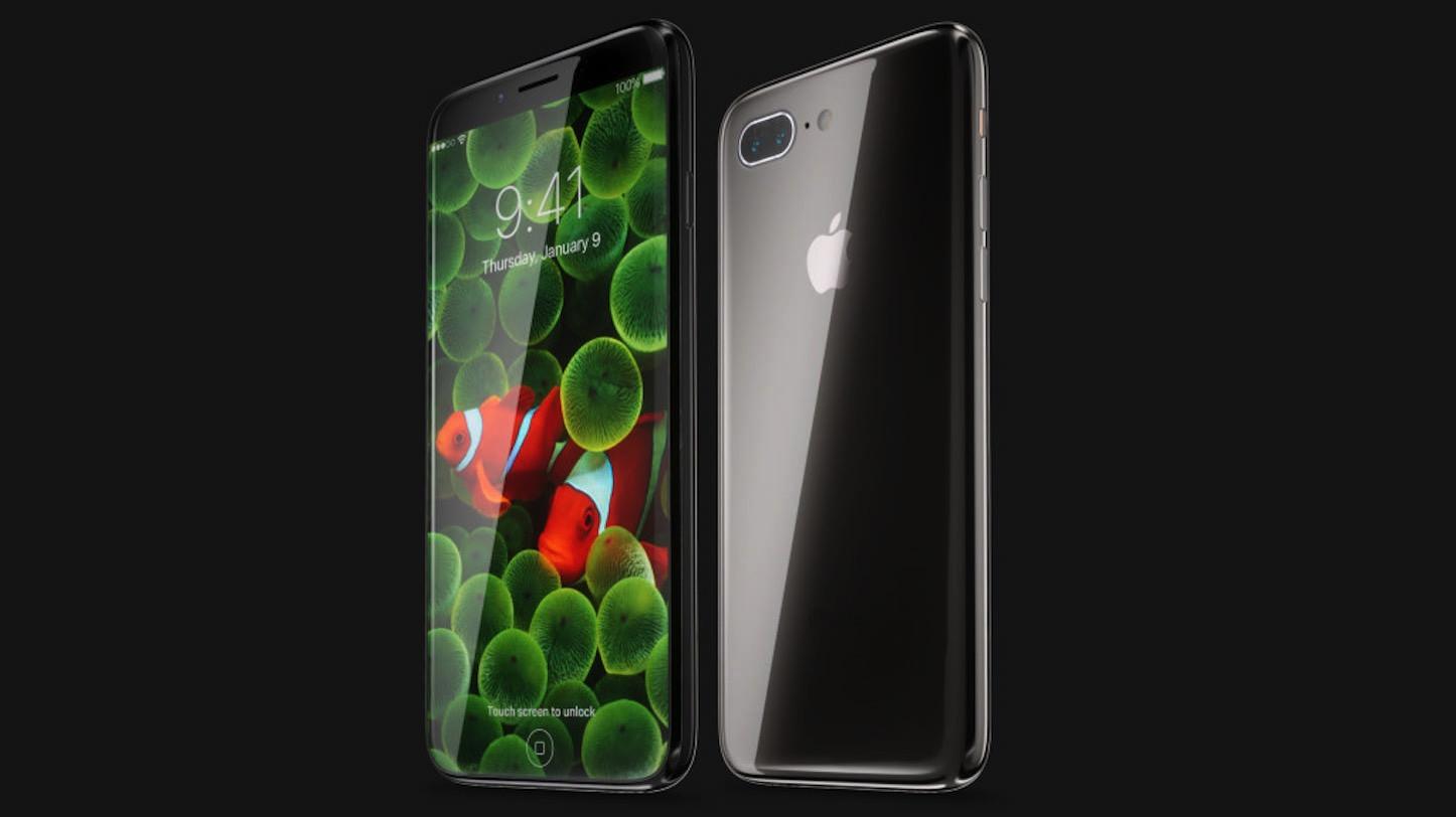 Apple iPhone X Die Design Studie von COMPUTER BILD 11