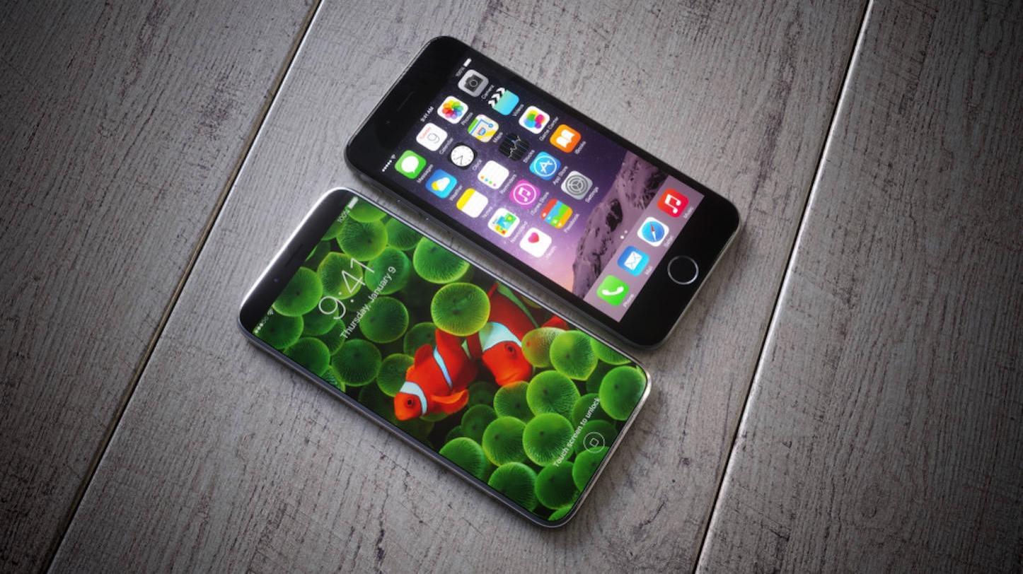 Apple iPhone X Die Design Studie von COMPUTER BILD 2