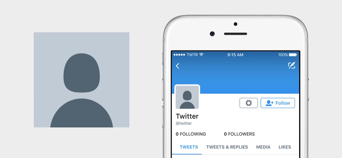 Twitter New Avatar