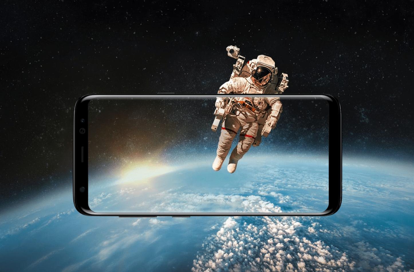 Galaxy S8 Infinity Display 2
