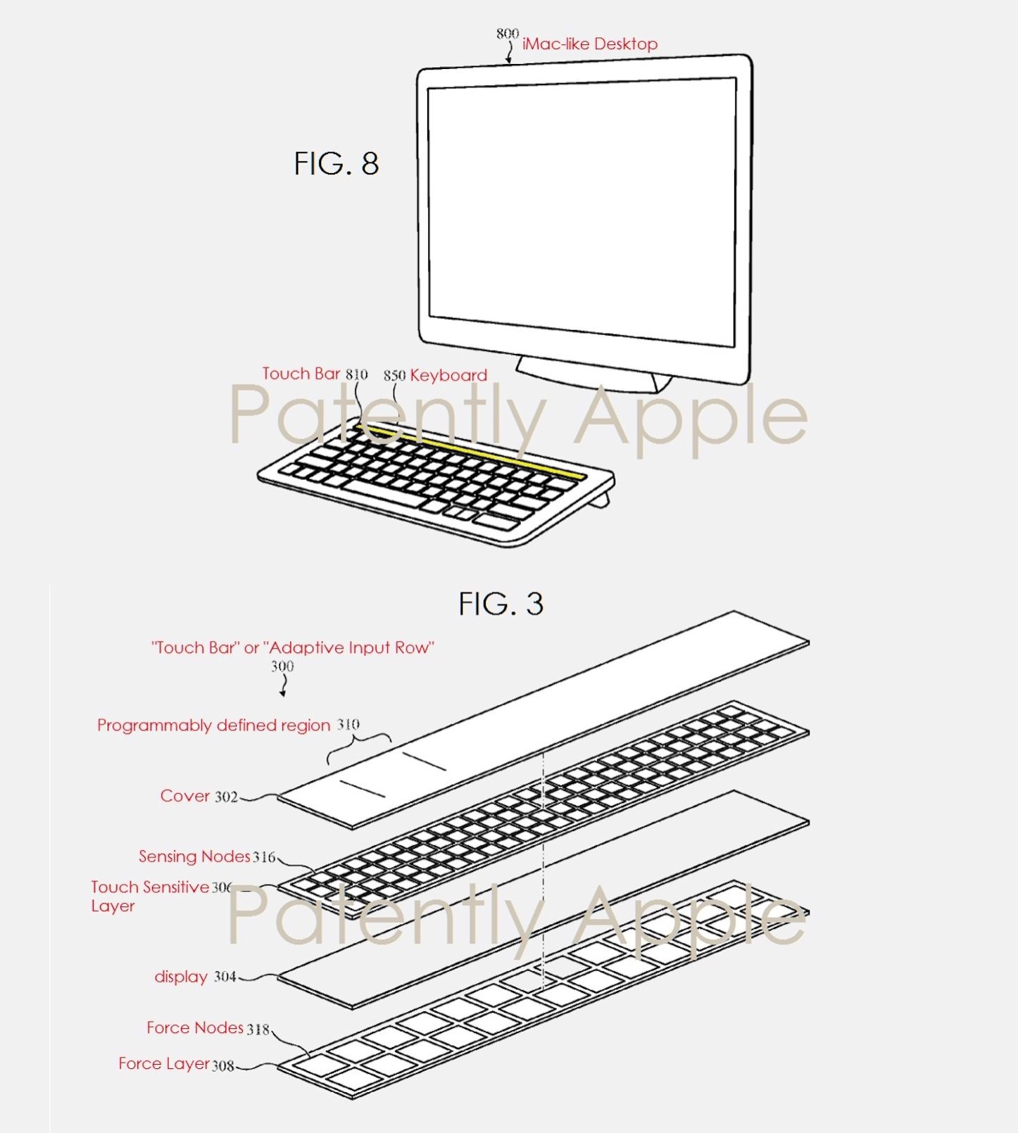 Magic Keyboard with Touch Bar