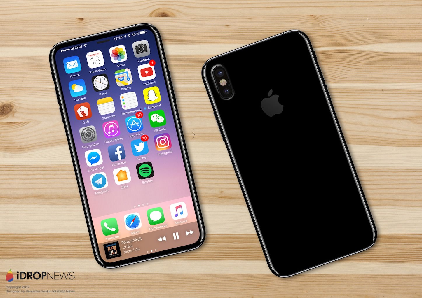IDrop News Exclusive iPhone 8 Image 8