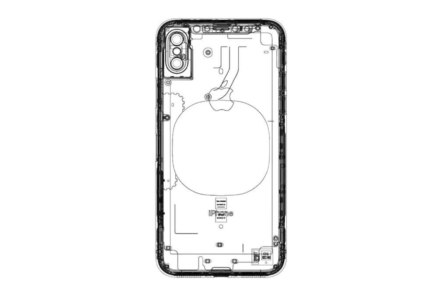 Iphone8 schematics