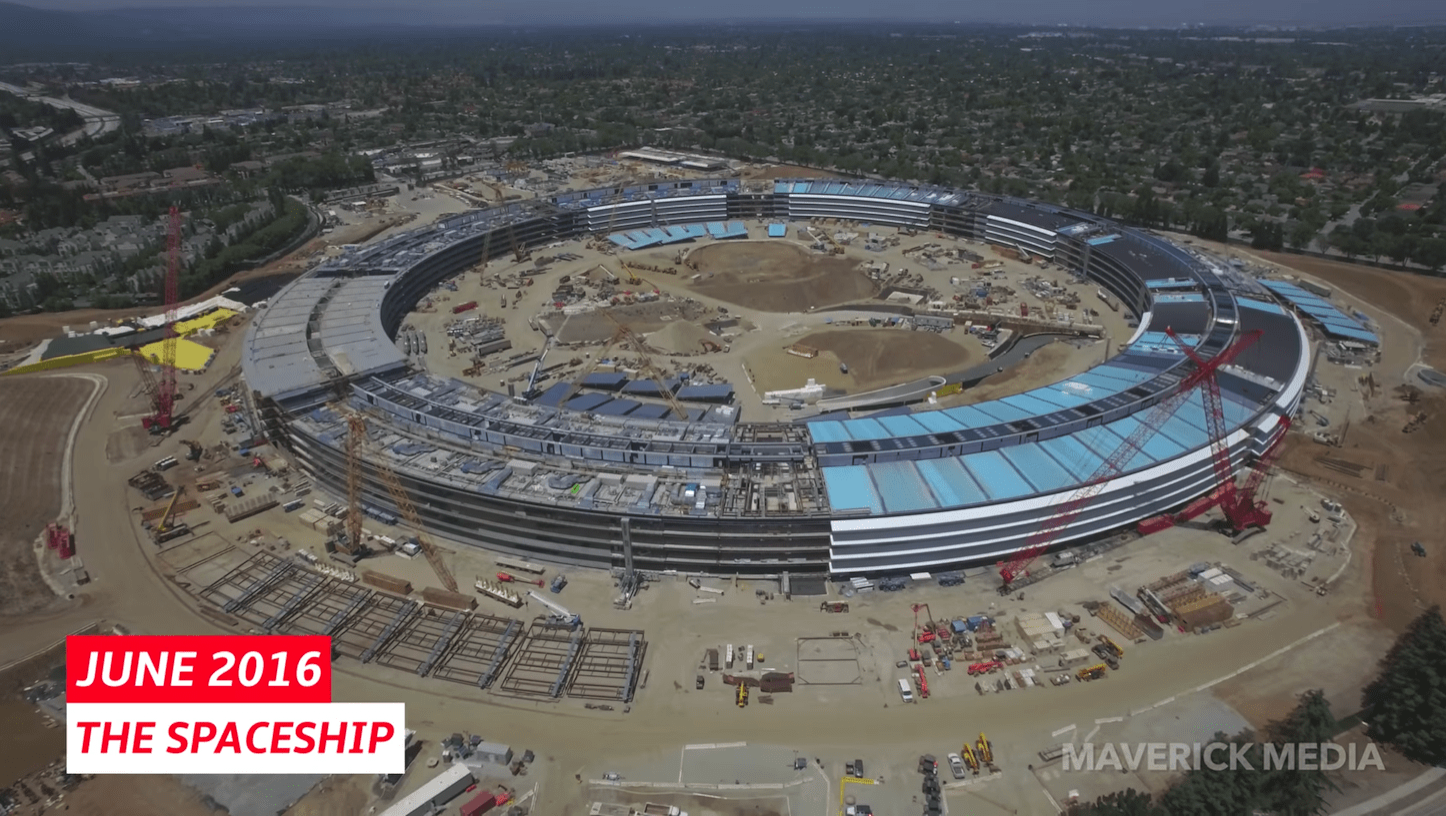 A Year in Review Apple Park 2