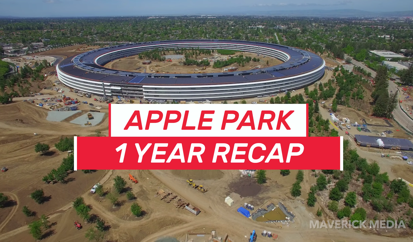 A Year in Review Apple Park