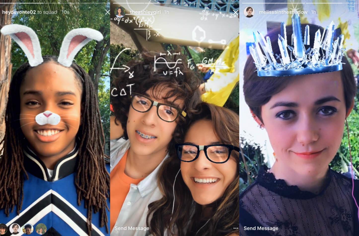 Instagram Copys Snapchat Again
