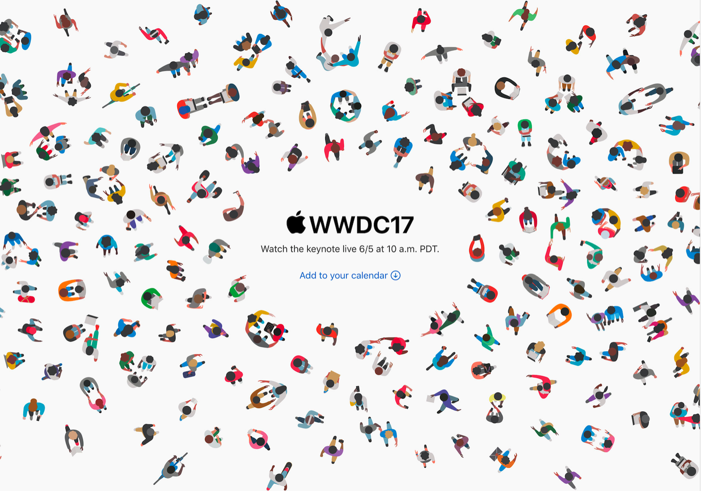 Live for wwdc 2017