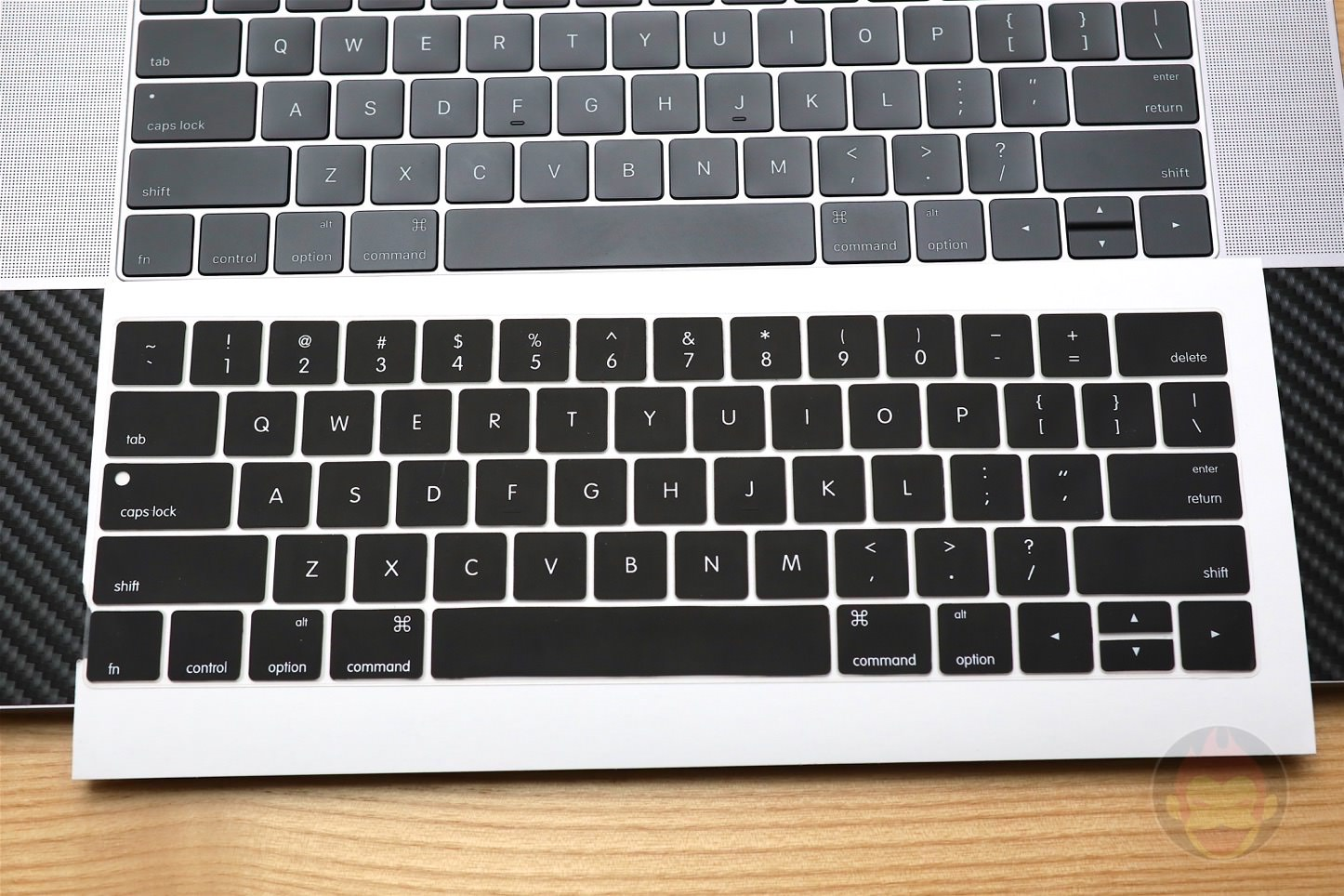MaxKu Keyboard Cover for US Keyboard