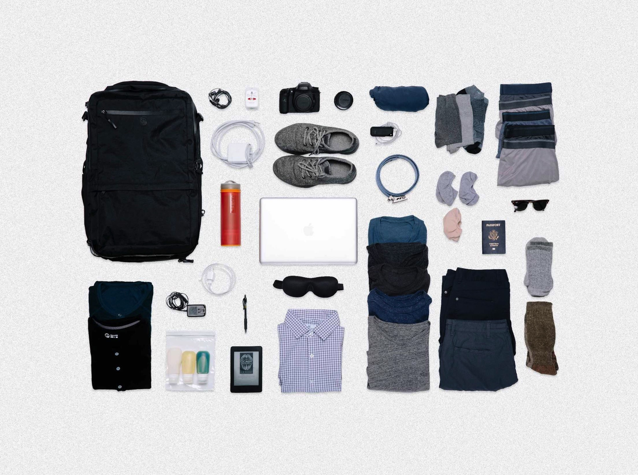 MensLarge Packing Example