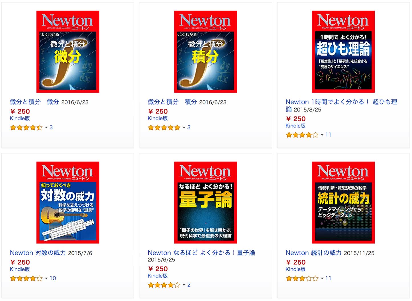 Newton Sale