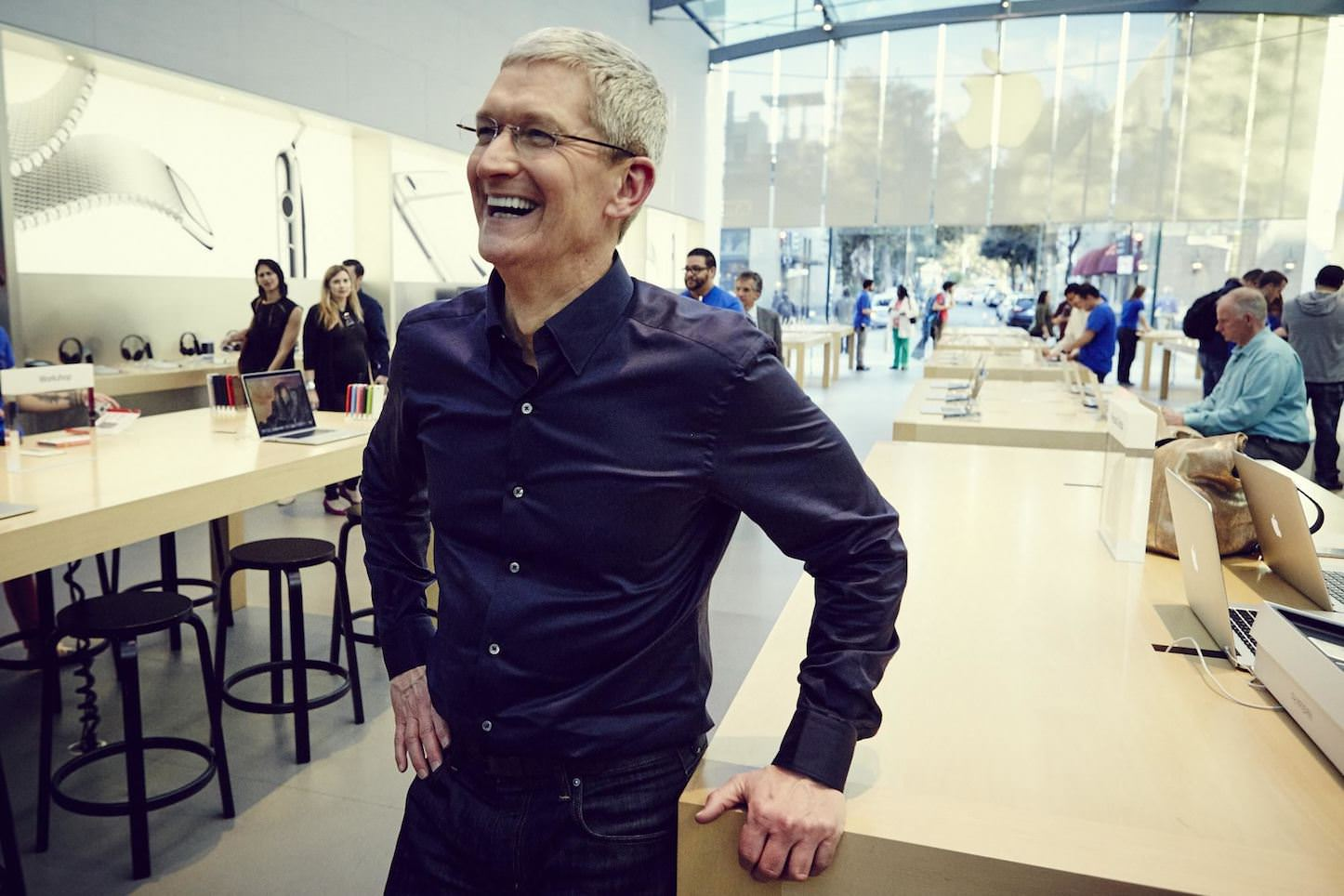 Tim Cook Charity