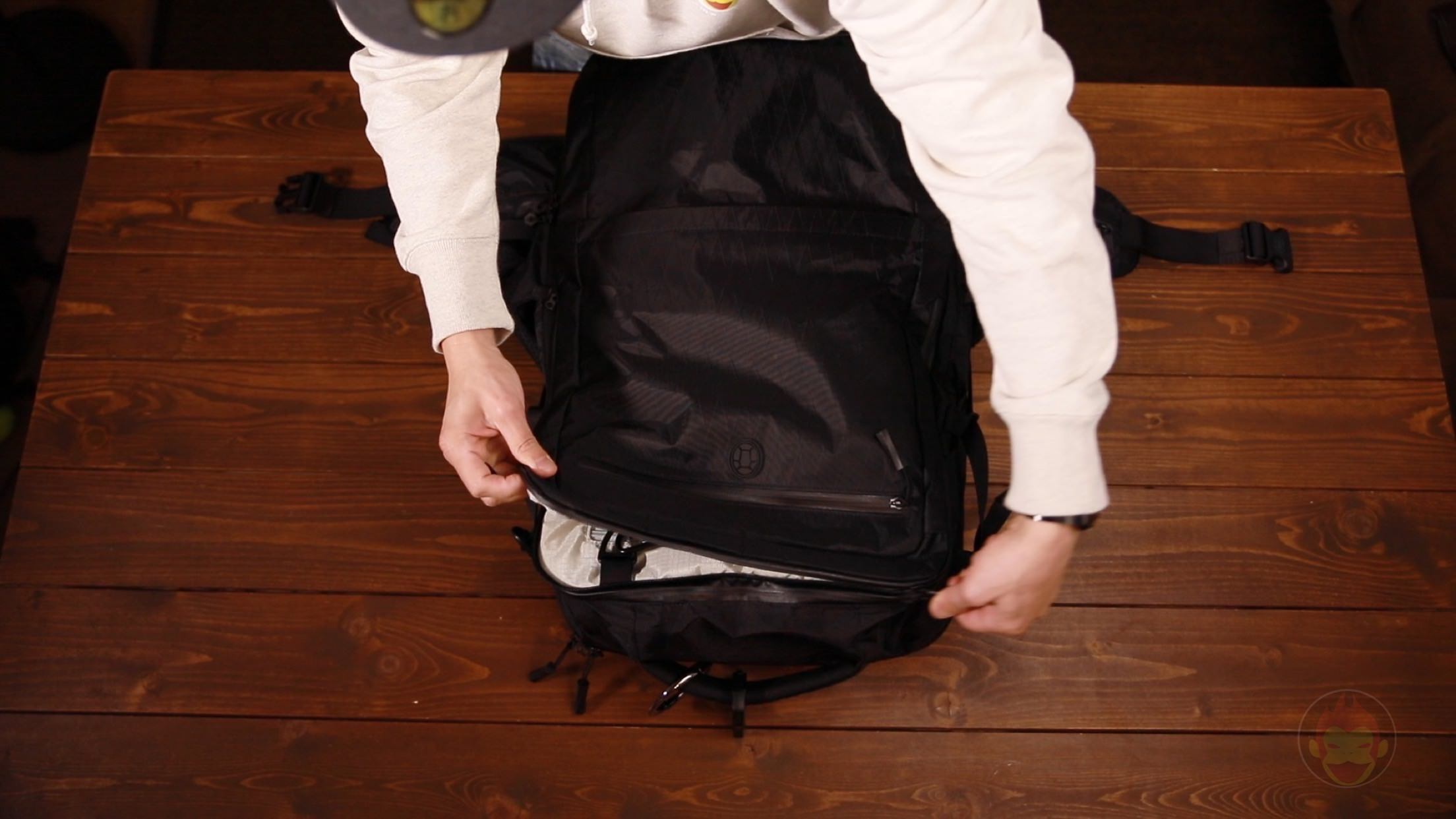 Torutuga Outbreaker Travel Backpack 45L