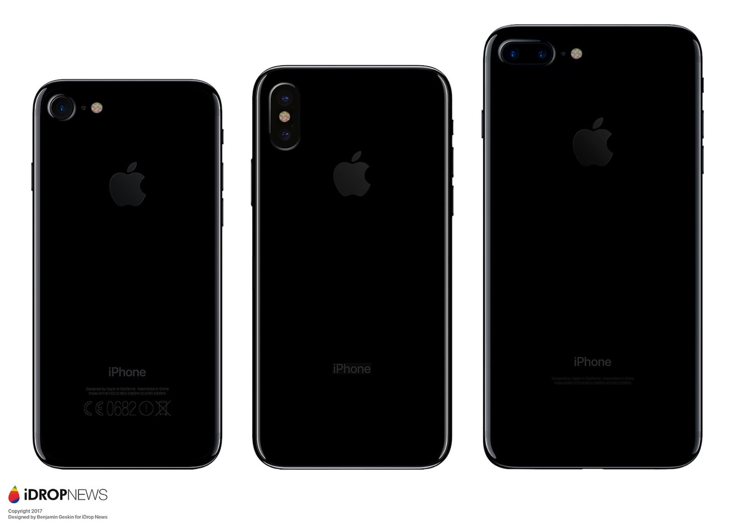 IPhone 8 Size Comparison iDrop News