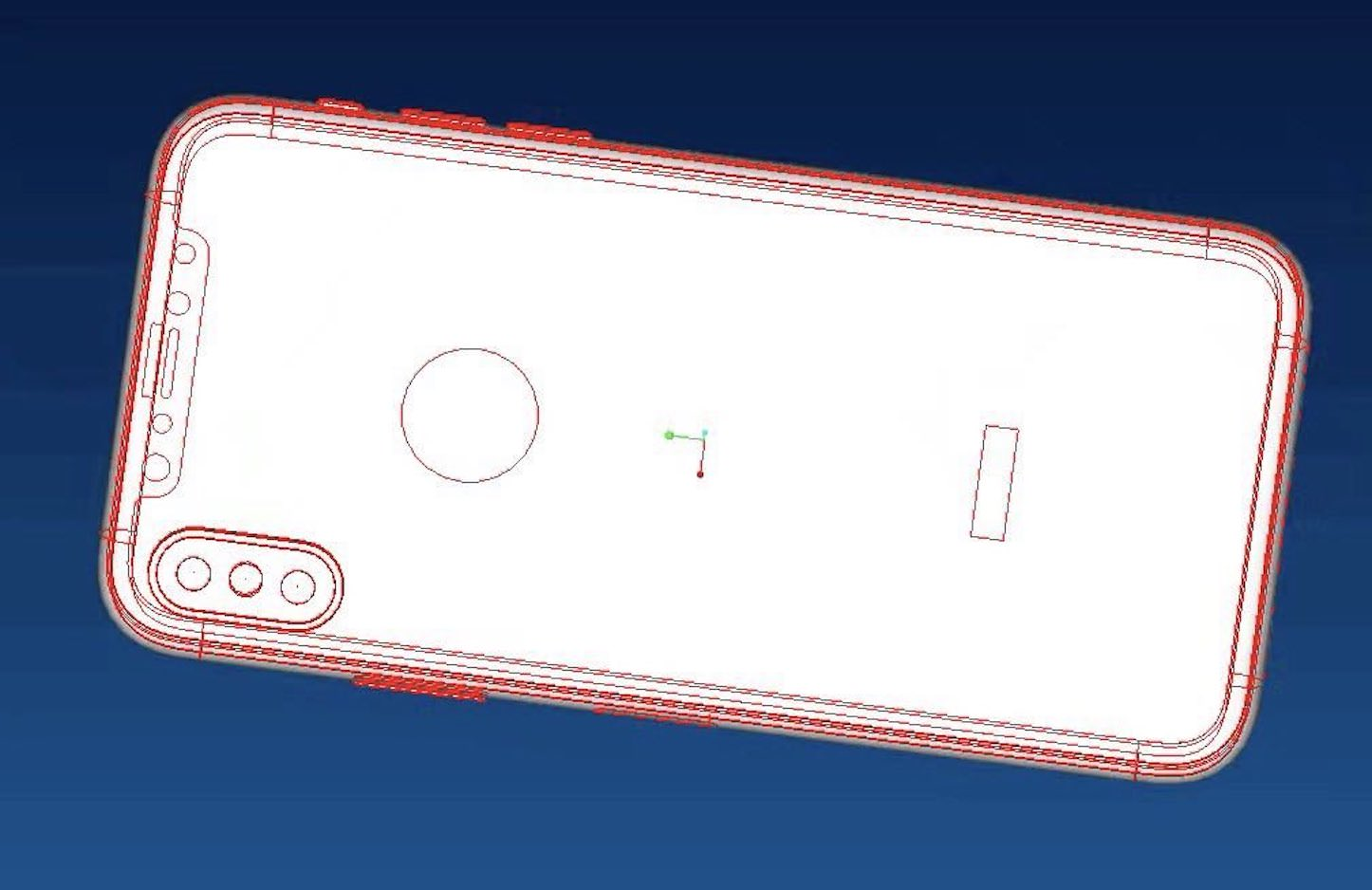 Iphone8 cad