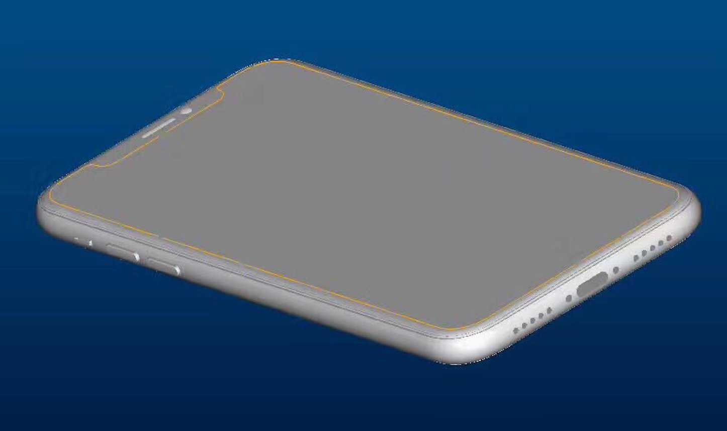 Iphone8 cad 2