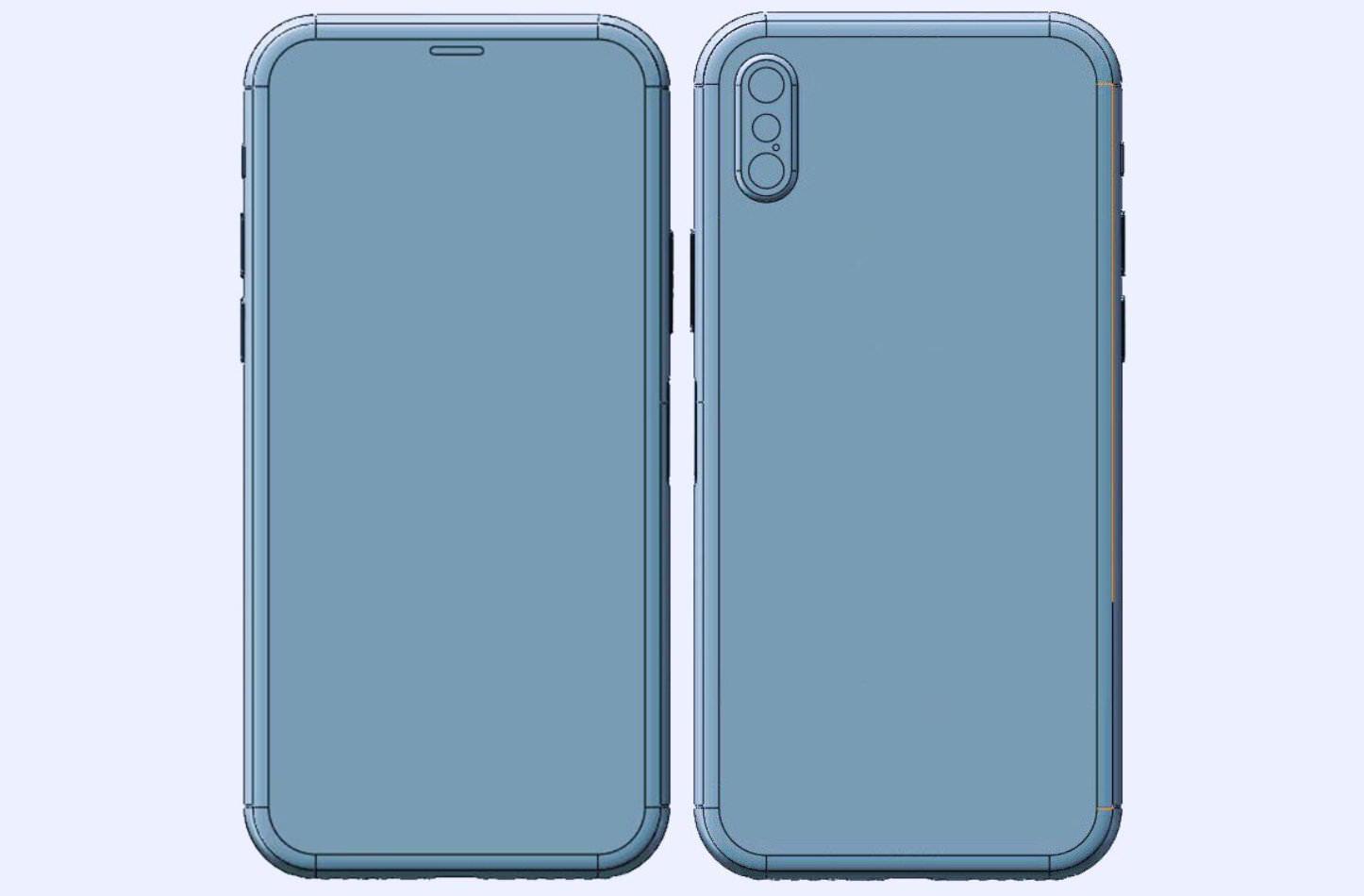 New iphone 8 schematics