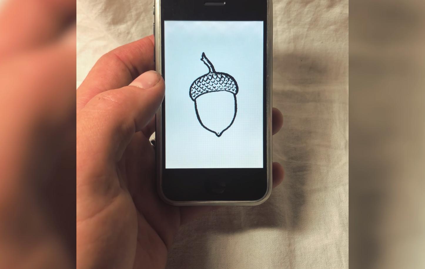 AcornOS Protoype for iPhoneOS