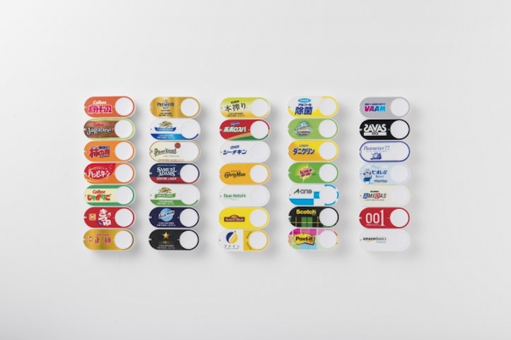 Amazon Dash Button New Series