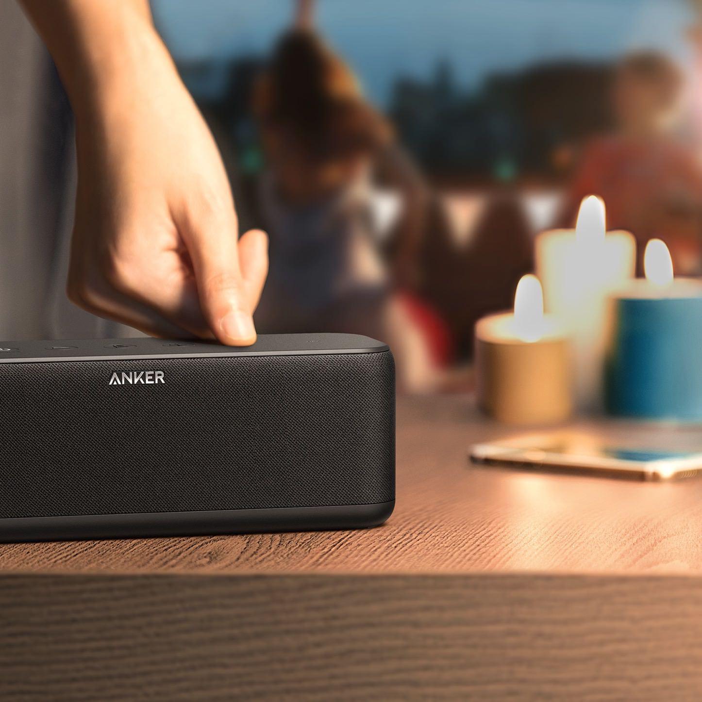 Anker SoundCore Boost Wireless Speakers