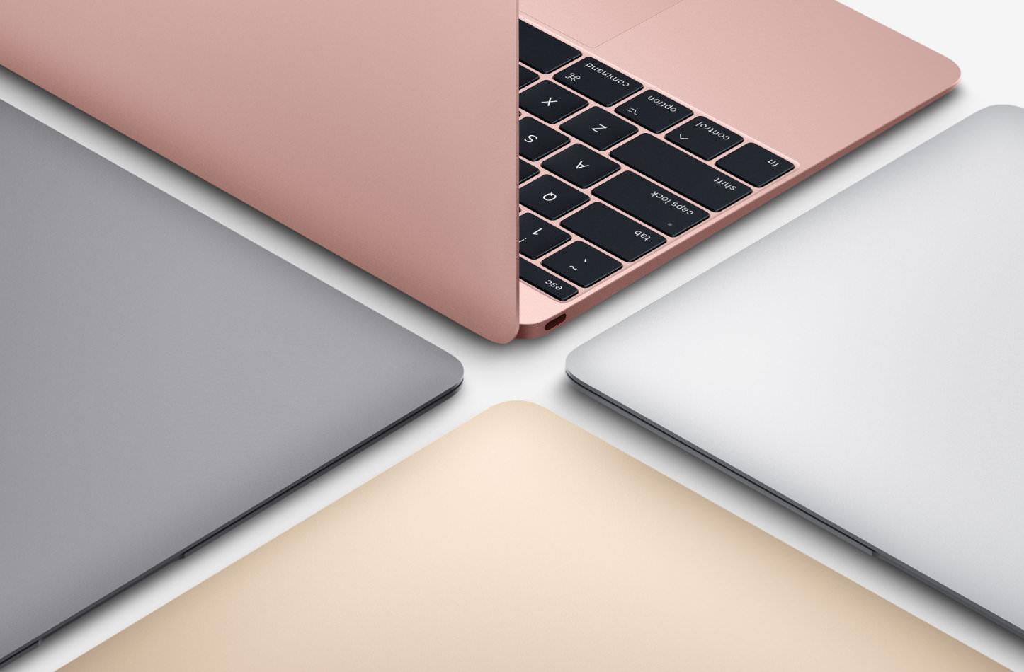 MacBook 12inch Hero