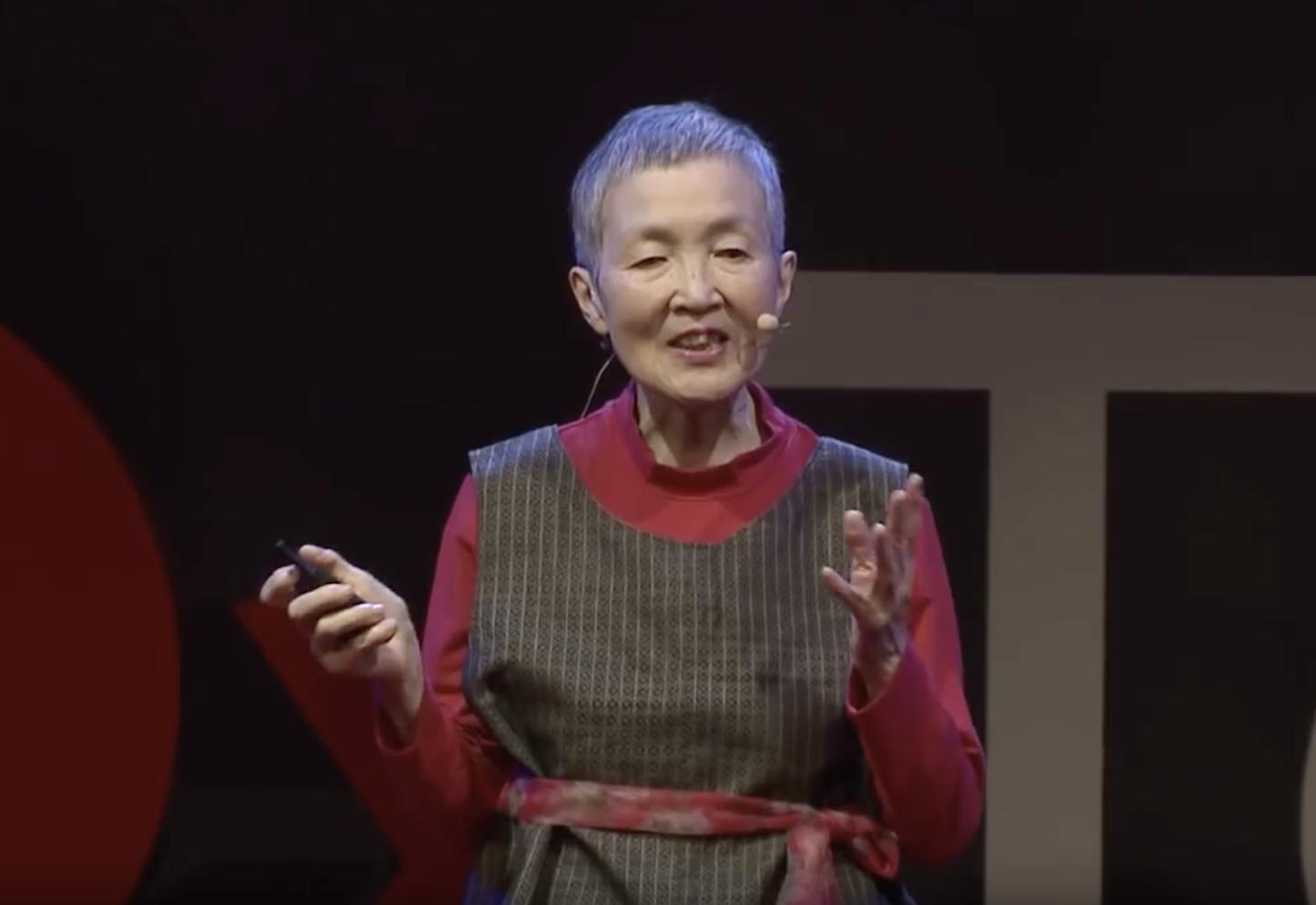 Masako Wakamiya TED