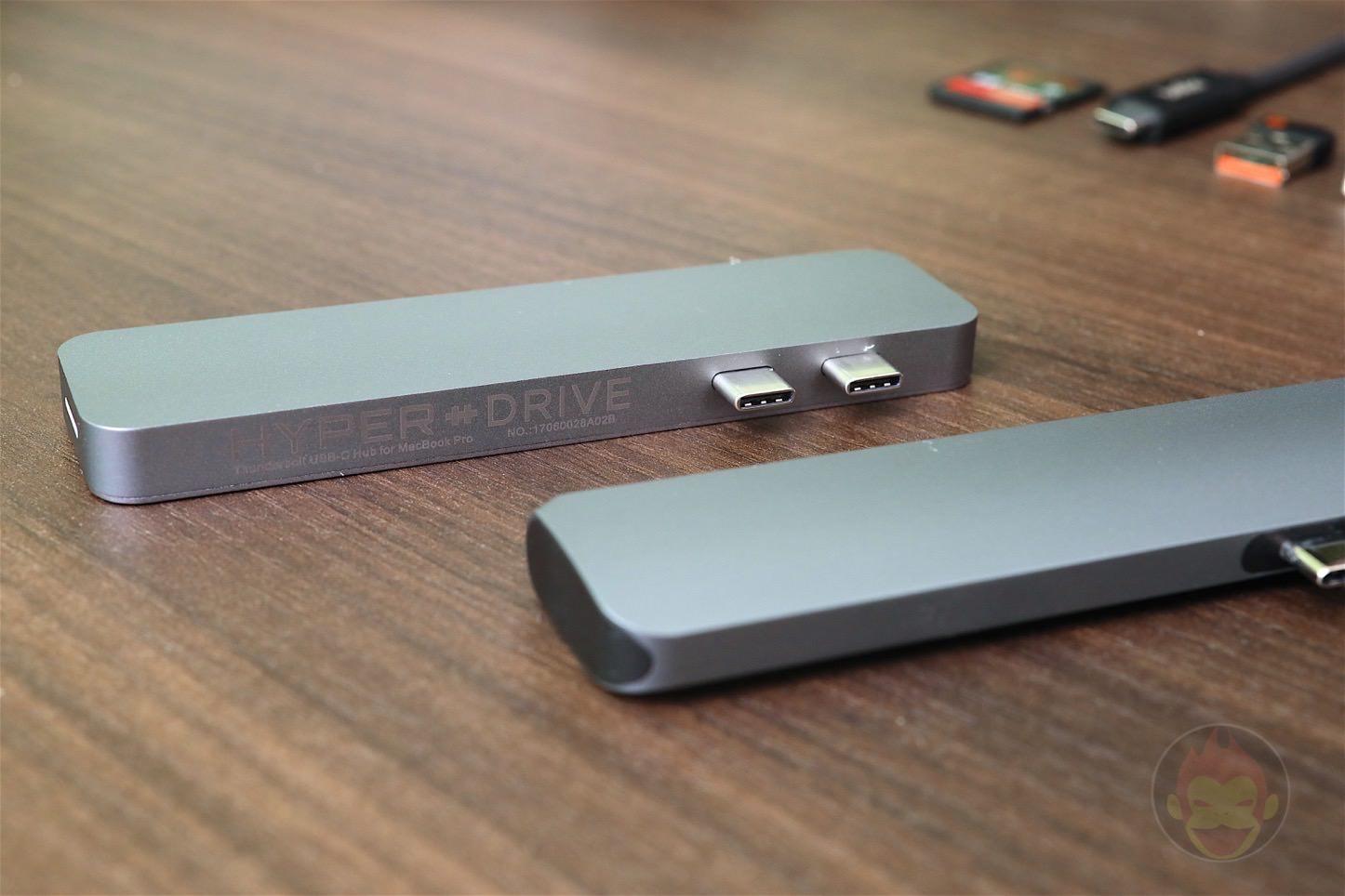 Satechi TypeC Pro Hub VS HyperDrive USBC Hub