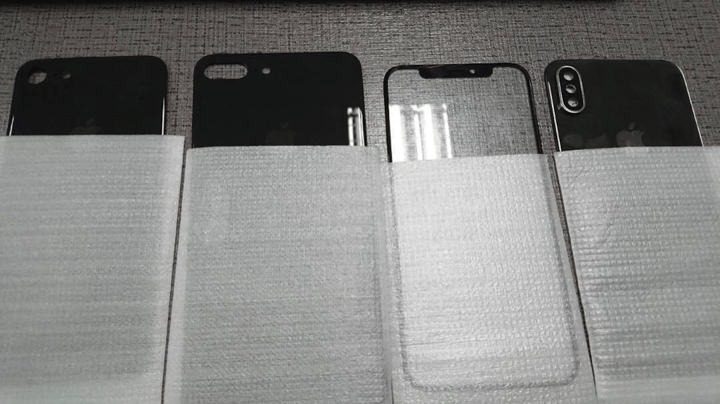 Iphone8 front panel and back panel 2