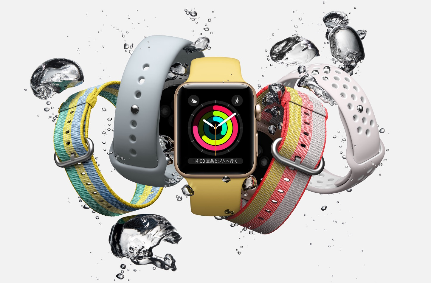 Apple Watch Series All Hero