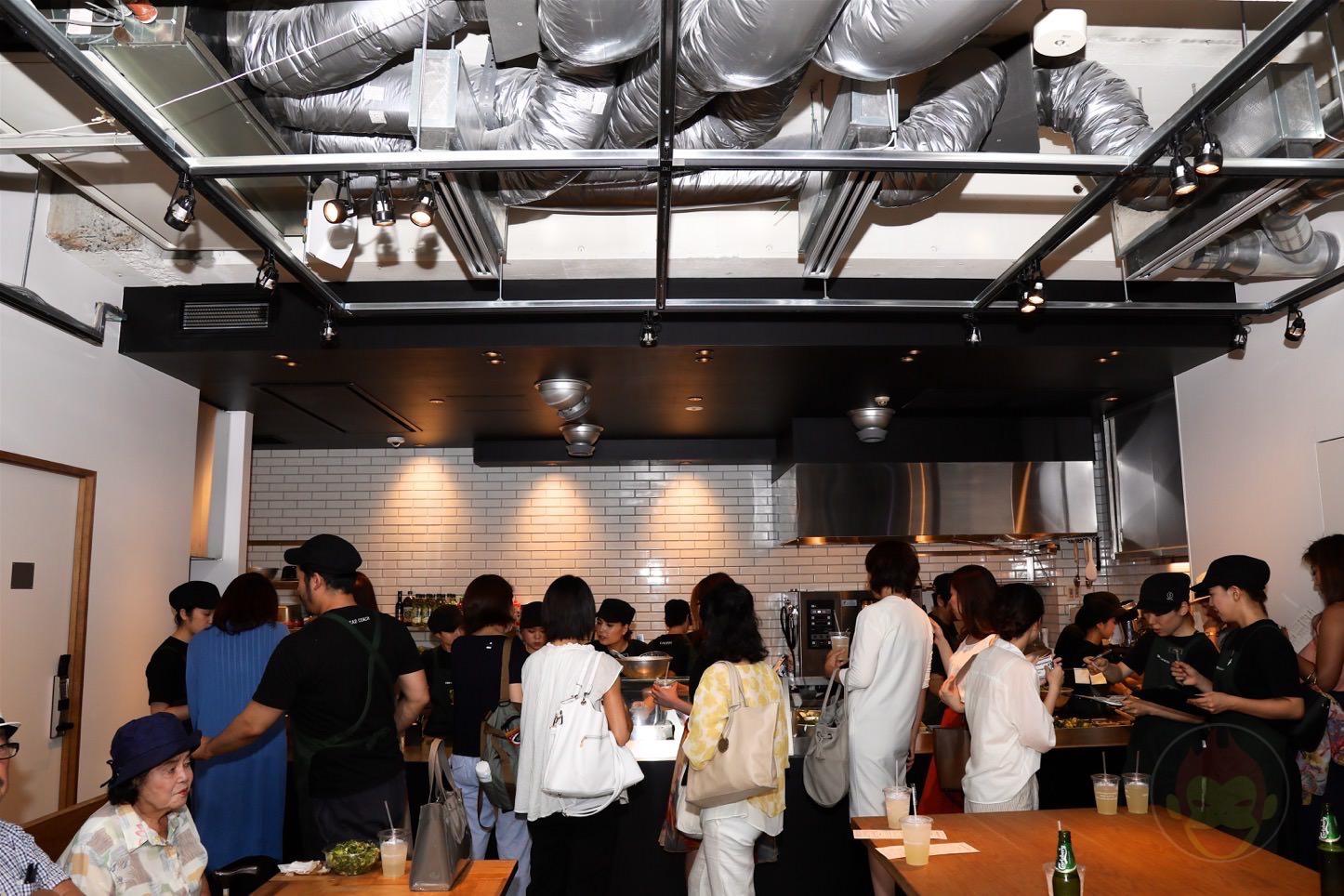 Crisp Salad Works クリスプサラダワークス 広尾店