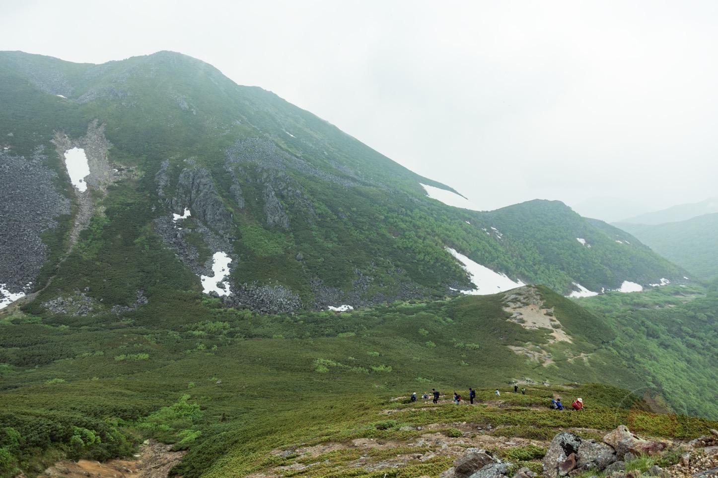 乗鞍新登山道整備2017